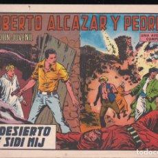 Tebeos: ROBERTO ALCAZAR Y PEDRIN Nº 1097: EL DESIERTO DE SIDI NIJ. Lote 226342615