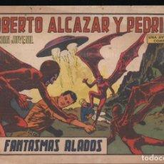 Tebeos: ROBERTO ALCAZAR Y PEDRIN Nº 1099: LOS FANTASMAS ALADOS. Lote 226342905