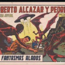 Tebeos: ROBERTO ALCAZAR Y PEDRIN Nº 1099: LOS FANTASMAS ALADOS. Lote 226343160