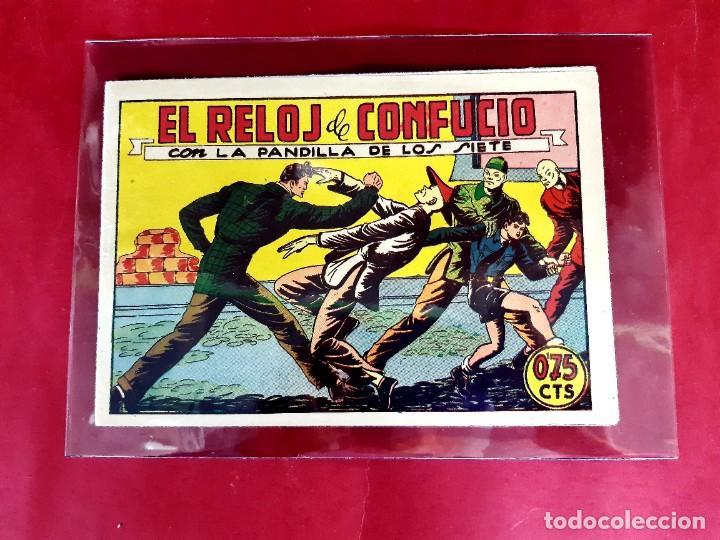 Tebeos: LA PANDILLA DE LOS SIETE Nº 56 -ORIGINAL -EXCELENTE ESTADO - Foto 2 - 226558450