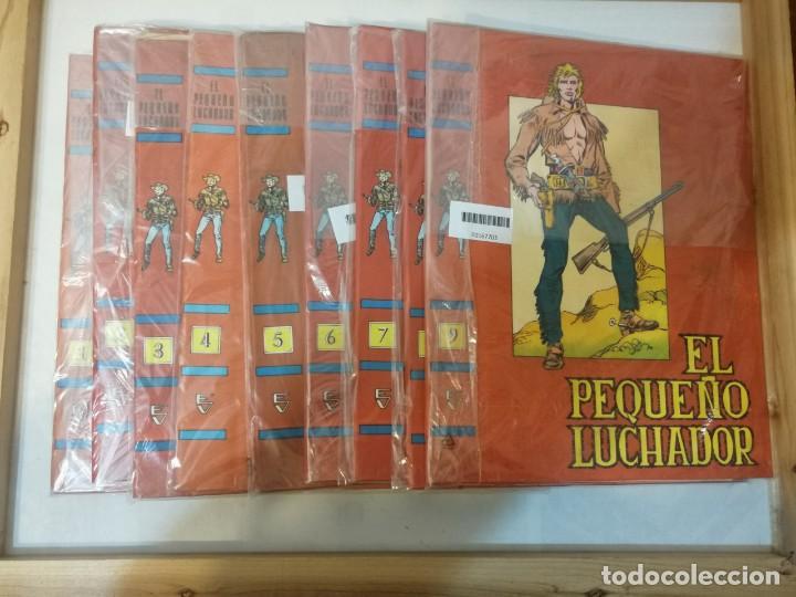 TAPAS DE EL PEQUEÑO LUCHADOR, PARA ENCUADERNAR LA COLECCIÓN COMPLETA. (Tebeos y Comics - Valenciana - Pequeño Luchador)