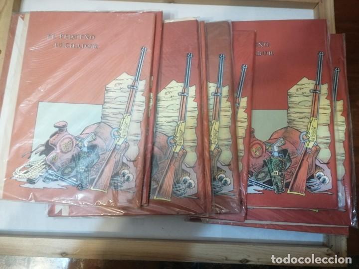 Tebeos: TAPAS DE EL PEQUEÑO LUCHADOR, PARA ENCUADERNAR LA COLECCIÓN COMPLETA. - Foto 8 - 226771225