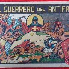 Tebeos: EL GUERRERO DEL ANTIFAZ Nº NUMERO 1 VALENCIANA ANTIGUO ORIGINAL CT3. Lote 226858505