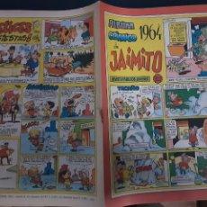 Tebeos: JAIMITO, ÁLBUM CÓMICO DE 1964, ORIGINAL. Lote 226872055