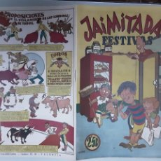 Tebeos: JAIMITO, NUMERO EXTRAORDINARIO JAIMITADAS FESTIVAS, ORIGINAL. Lote 226875835