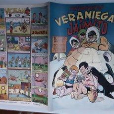 Tebeos: JAIMITO, NUMERO EXTRAORDINARIO, HISTORIETAS VERANIEGAS, ORIGINAL. Lote 226882330