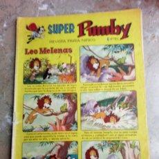 Tebeos: PUMBY SUPER PUMBY Nº 9 ORIGINAL VALENCIANA. Lote 227027350