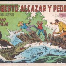 Tebeos: ROBERTO ALCAZAR Y PEDRIN Nº 1194: FURIA SALVAJE. Lote 227489044