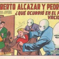 Tebeos: ROBERTO ALCAZAR Y PEDRIN Nº 1200: ¿QUE OCURRIÓ EN EL PISO VACIO?. Lote 227489435