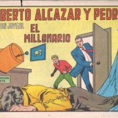 Tebeos: ROBERTO ALCAZAR Y PEDRIN Nº 1203: EL MILLONARIO. Lote 227489540