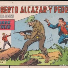Tebeos: ROBERTO ALCAZAR Y PEDRIN Nº 1205: GUARDE SILENCIO. Lote 227490000