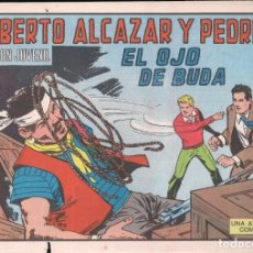 Tebeos: ROBERTO ALCAZAR Y PEDRIN Nº 1206: EL OJO DE BUDA. Lote 227490150