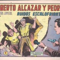 Tebeos: ROBERTO ALCAZAR Y PEDRIN Nº 1208: RUIDOS ESCALOFRIANTES. Lote 227490510
