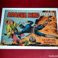 Tebeos: APACHE KING Nº 23 EXTRAORDINARIO DE NAVIDAD -EXCELENTE ESTADO. Lote 227566305