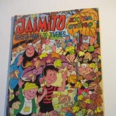 Tebeos: JAIMITO EXTRA DE OTOÑO DE 1967 EDITORIAL VALENCIANA ARX21. Lote 227732981