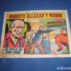 Tebeos: ROBERTO ALCAZAR Y PEDRIN - Nº 769 - ORIGINAL - VALENCIANA.. Lote 227926050