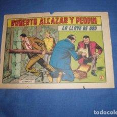 Tebeos: ROBERTO ALCAZAR Y PEDRIN - Nº 802 - ORIGINAL - VALENCIANA.. Lote 227927110