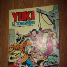 Tebeos: YUKI EL TEMERARIO Nº17.. Lote 228299650