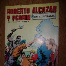 Tebeos: ROBERTO ALCAZAR Y PEDRIN - 2ª EPOCA Nº35.. Lote 228301635