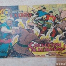 Tebeos: EL CAPITAN LATIGO 23 ED.VALENCIANA ORIGINAL. Lote 228326900