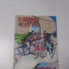 Tebeos: EL GUERRERO DEL ANTIFAZ 164 DE NÚMERO EDIVAL 1975. Lote 228503195