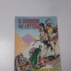 Tebeos: EL GUERRERO DEL ANTIFAZ 147 DE NÚMERO EDIVAL 1975. Lote 228503493