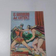 Tebeos: EL GUERRERO DEL ANTIFAZ 146 DE NÚMERO EDIVAL 1975. Lote 228503735