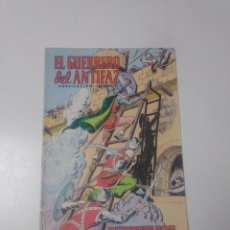 Tebeos: EL GUERRERO DEL ANTIFAZ 137 DE NÚMERO EDIVAL 1975. Lote 228505545