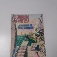 Tebeos: EL GUERRERO DEL ANTIFAZ 154 DE NÚMERO EDIVAL 1975. Lote 228506640