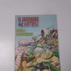 Tebeos: EL GUERRERO DEL ANTIFAZ 151 DE NÚMERO EDIVAL 1975. Lote 228507380