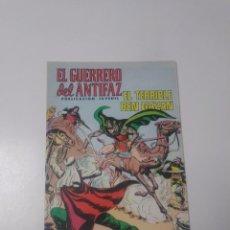 Tebeos: EL GUERRERO DEL ANTIFAZ 150 DE NÚMERO EDIVAL 1975. Lote 228507630