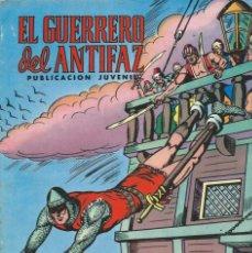 Tebeos: EL GUERRERO DEL ANTIFAZ .VALENCIANA.Nº 82. Lote 215649117