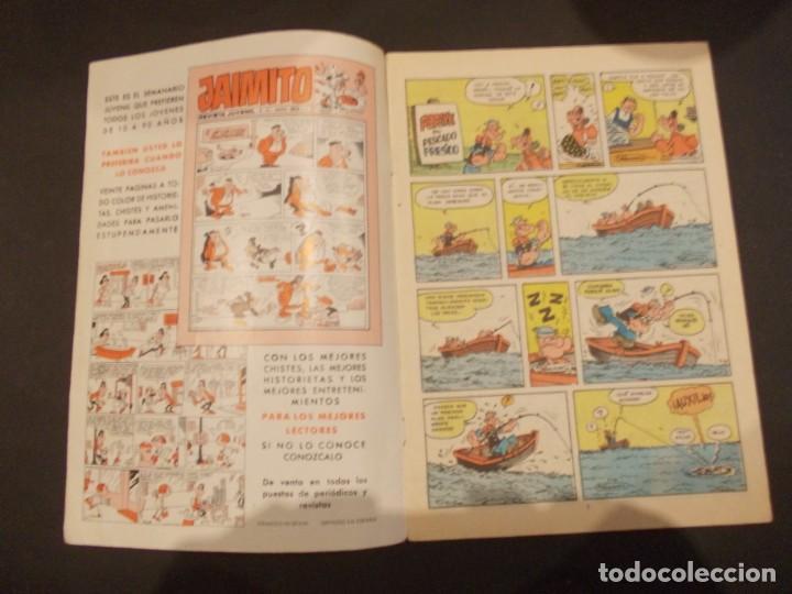 Tebeos: Colosos del comic Popeye nº 8 ed. valenciana 1979 - Foto 2 - 229385760