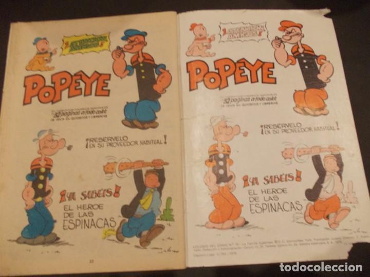Tebeos: Colosos del comic La familia Superman nº 11ed. valenciana 1979 - Foto 6 - 229386045