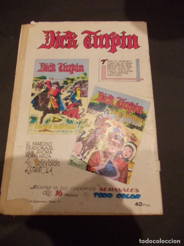 Tebeos: Colosos del comic La familia Superman nº 11ed. valenciana 1979 - Foto 7 - 229386045
