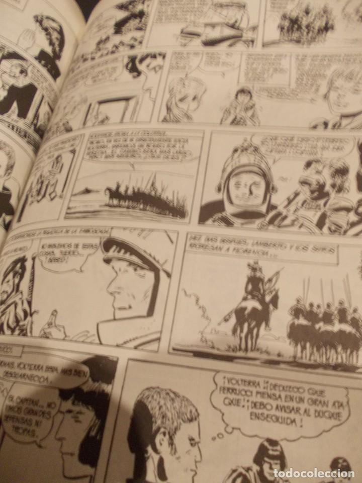 Tebeos: Comic Fanfulla Hugo Pratt febrero 1983 editorial Valenciana - Foto 5 - 229387920