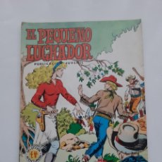 BDs: EL PEQUEÑO LUCHADOR Nº 86 LA AGRESION DE LOS VAQUEROS 1974 VALENCIANA. Lote 229393695