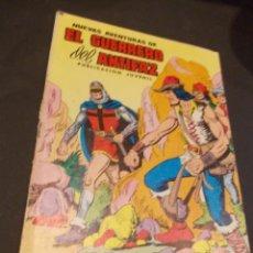 Tebeos: COMIC EL GUERRERO DEL ANTIFAZ Nº 33 BANDIDOS MONTAÑESES ED. VALENCIANA 1979. Lote 229422885