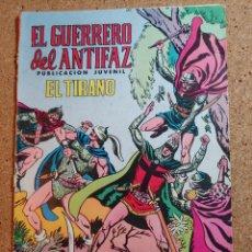 Tebeos: COMIC DEL GUERRERO DEL ANTIFAZ EN EL TIRANO DEL AÑO 1972 Nº 29. Lote 229509480