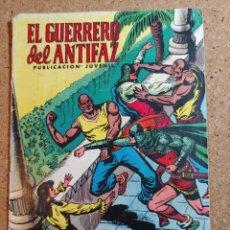 Tebeos: COMIC DEL GUERRERO DEL ANTIFAZ EN ENEMIGO EN LA FORTALEZA DEL AÑO 1973 Nº 68. Lote 229510310