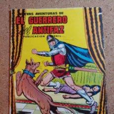 Tebeos: COMIC DEL GUERRERO DEL ANTIFAZ EN EL PERRO ASESINO DEL AÑO 1979 Nº 17. Lote 229512920