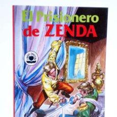 Tebeos: LIBROS GRÁFICOS 11. PRISONERO DE ZENDA (ANHONY HOPE / NESTOR LEÓNIDEZ) EDIPRINT, 1983. OFRT. Lote 236611185