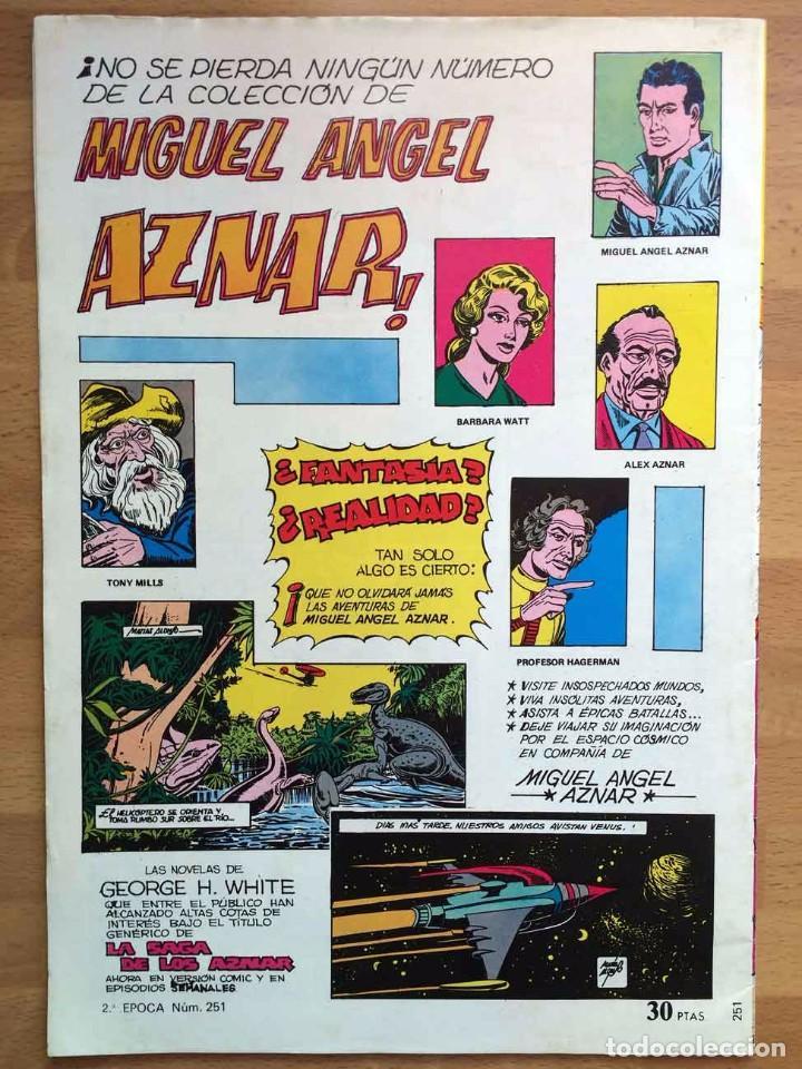 Tebeos: Comic. Roberto Alcázar y Pedrín. Años 60. La mansion de los monstruos. Franquismo. España - Foto 2 - 230313290