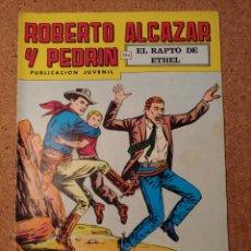 Tebeos: COMIC DE ROBERTO ALCAZAR Y PEDRIN EN EL RAPTO DE ETHEL Nº 133. Lote 230663080