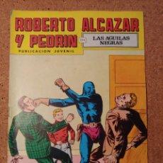 Tebeos: COMIC DE ROBERTO ALCAZAR Y PEDRIN EN LAS AGUILAS NEGRAS Nº 134. Lote 230663210