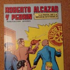 Tebeos: COMIC DE ROBERTO ALCAZAR Y PEDRIN EN LA PISTA DE LA MUERTE Nº 53. Lote 230666595
