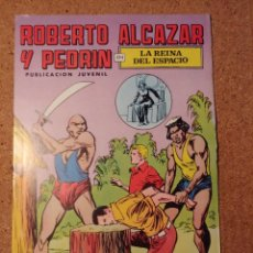 Tebeos: COMIC DE ROBERTO ALCAZAR Y PEDRIN EN LA REINA DEL ESPACIO Nº 51. Lote 230666835