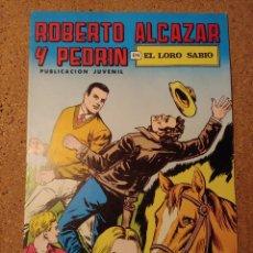 Tebeos: COMIC DE ROBERTO ALCAZAR Y PEDRIN EN EL LORO SABIO Nº 46. Lote 230667105