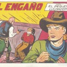 Tebeos: PEQUEÑO LUCHADOR 116. MANUEL GAGO. Lote 230982190