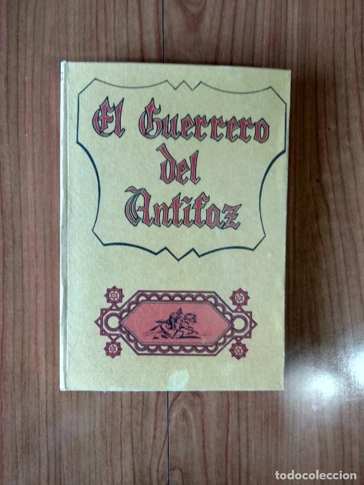 Tebeos: El Guerrero del Antifaz. Editora Valenciana. Completa - Foto 3 - 230994070